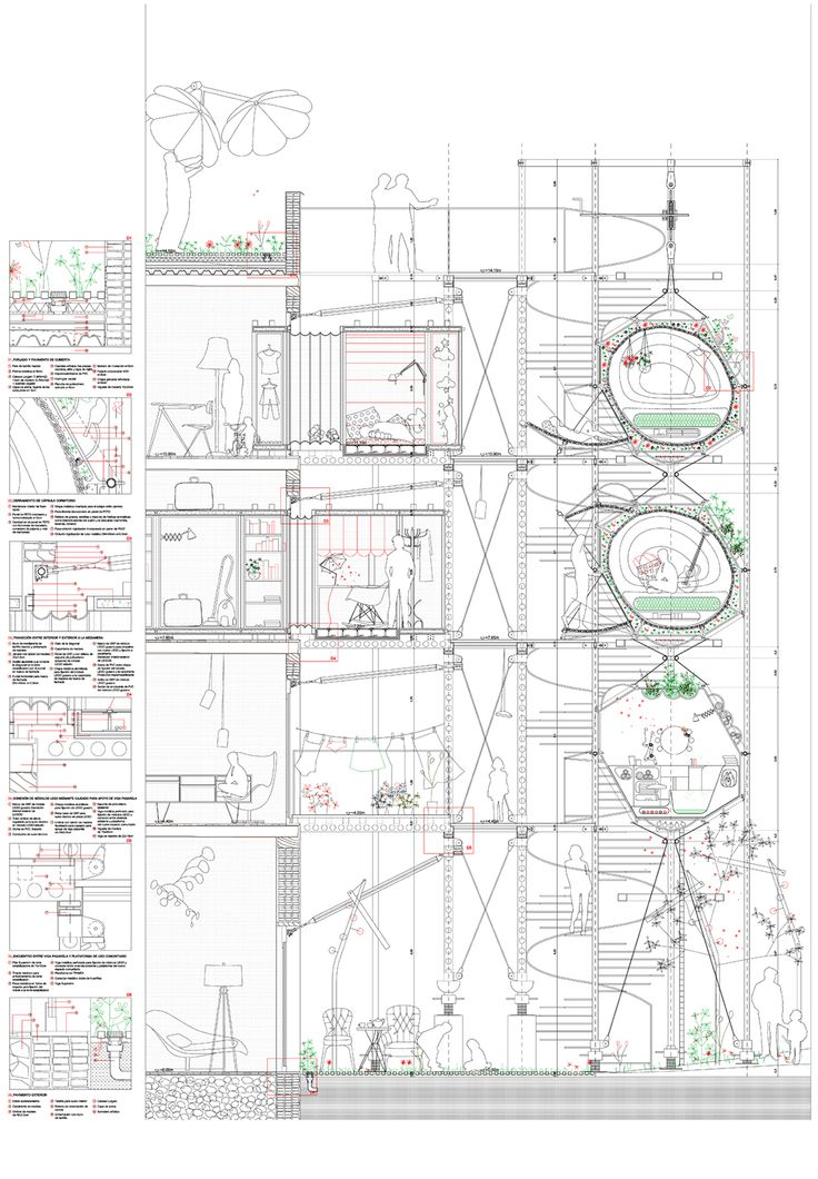 504 best images about Architectural graphics on Pinterest