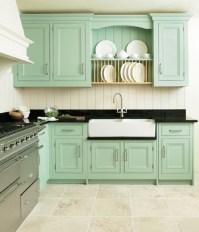 Mint green kitchen cabinets | Kitchen | Pinterest | Green ...
