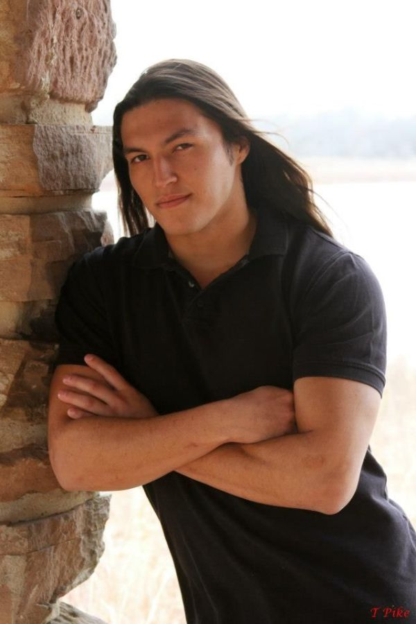 attractive native american men