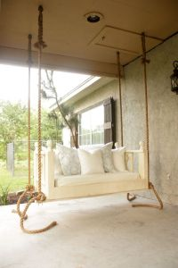 Best 20+ Porch bed ideas on Pinterest | Hanging porch bed ...