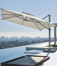 20 best images about Offset/Cantilever and Patio Umbrellas ...