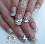 luminous-nails-beauty-gold-coast-qld.-wedding-nails-with-bling-sculptured-acrylic-with-metallic