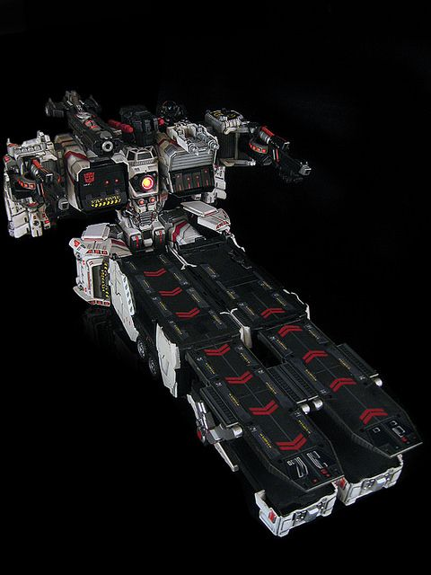 Custom Transformers Generations Metroplex Thirdparty or