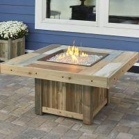 Vintage Gas Fire Pit Table | Fire Pit Tables | Pinterest ...