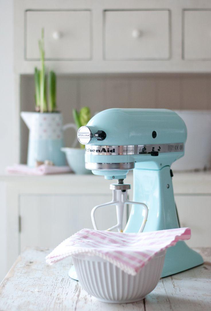 KitchenAid Ib Laursen Minty House Kitchen Pastels In