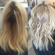 ashy blonde hair ideas
