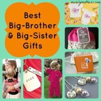 Top-Ten Tuesday: Best Big-Brother and Big-Sister Gifts ...