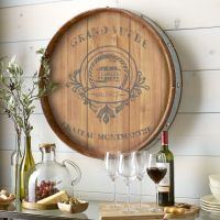 17 Best ideas about Wine Wall Decor on Pinterest