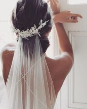 ideas headband veil