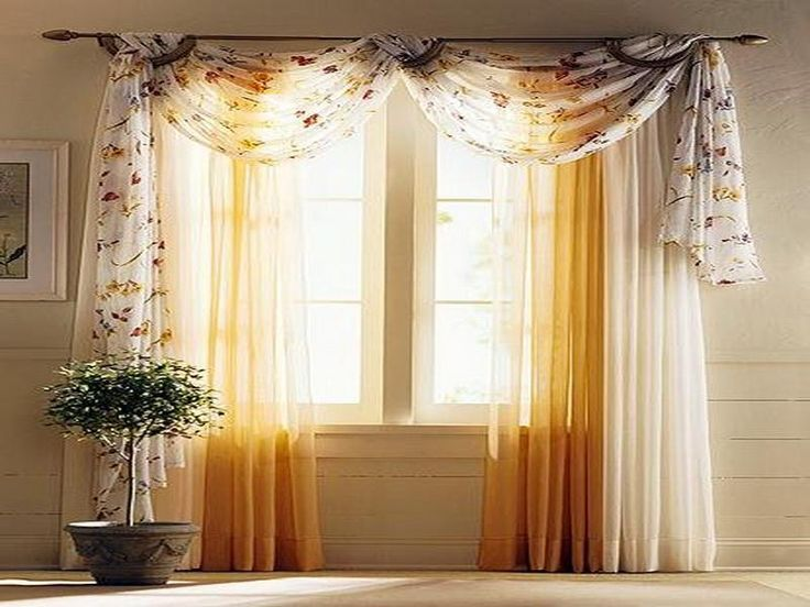 25 Best Ideas About Picture Window Curtains On Pinterest
