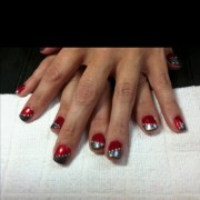 roll tide nails amy and stephanie