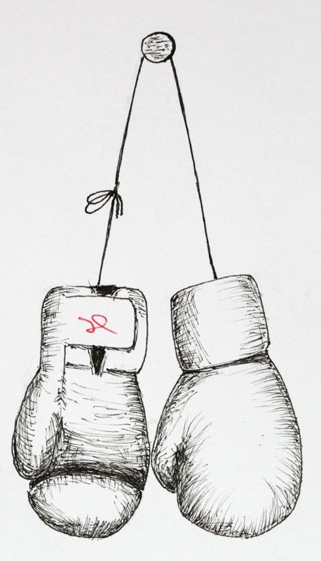 1000+ ideas about Boxing Gloves Tattoo on Pinterest