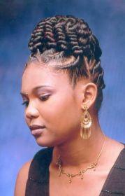 1000 ideas goddess braids