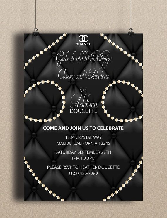 483 best images about Coco Chanel Theme on Pinterest