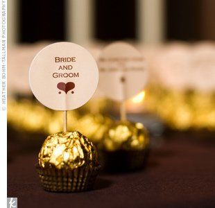 share your place card ideas  Weddings  Wedding Forums