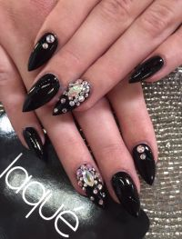 70 best images about Blinged out Nail designs on Pinterest ...