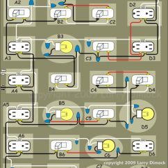 What Is Electrical Wiring Diagram House Circuit Pdf Home Design Ideas A Three Way Switch Video On How To Wire 25+ Best About Pinterest | Diagram, ...