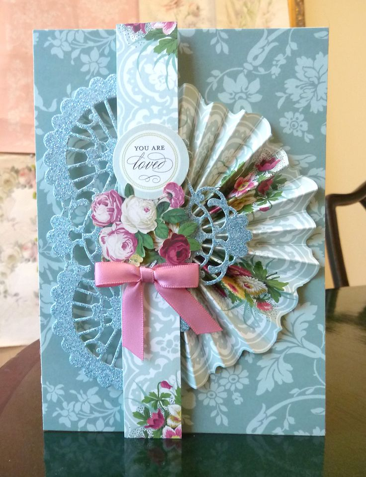 17 Best Images About Anna Griffin Elegant Paper Crafts On