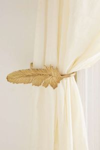 25+ best ideas about Curtain Ties on Pinterest