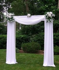 25+ best ideas about Wedding arches on Pinterest | Outdoor ...