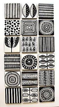 Best 25+ Painted Tiles ideas on Pinterest | Painting tiles ...