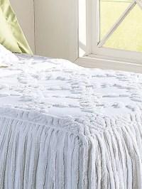 25+ best ideas about Ruffle bedspread on Pinterest ...