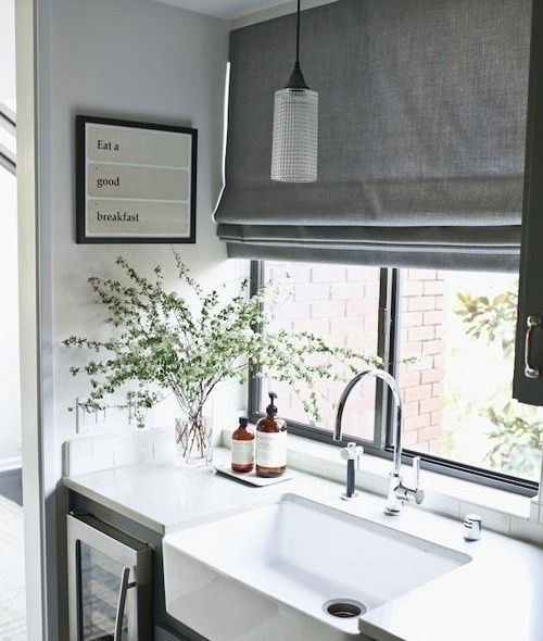 25 Best Ideas About Modern Kitchen Curtains On Pinterest