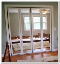 1000+ ideas about Mirrored Bifold Closet Doors on ...