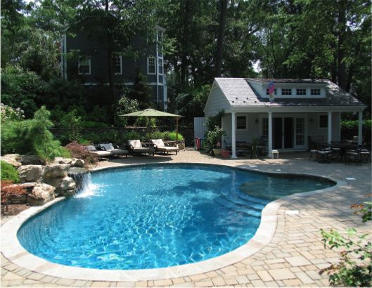 36 best Wet Deck Pools images on Pinterest