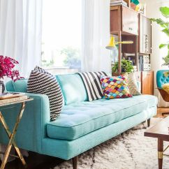 Peacock Inspired Living Room Large Round Chairs 25+ Best Ideas About Colorful Couch On Pinterest ...