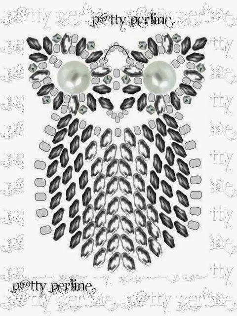 Beaded Owls & Critters: 10+ handpicked ideas to discover