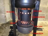 17 Best images about oil burner on Pinterest | Homemade ...