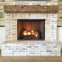 Best 25+ White washed fireplace ideas on Pinterest