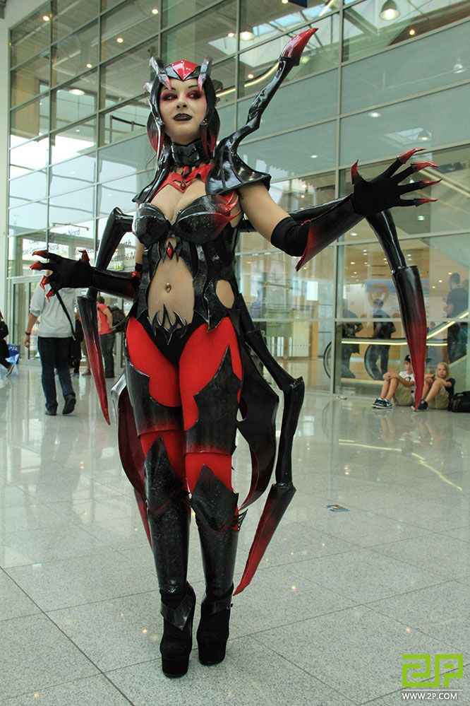 The Cosplay Of Gamescom 2013 Part One Http2pcom