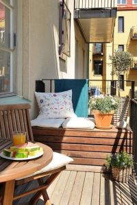 Best 20+ Small Balcony Design ideas on Pinterest | Balcony ...
