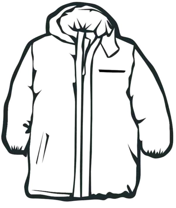 1000+ images about clothing coloring pages on Pinterest