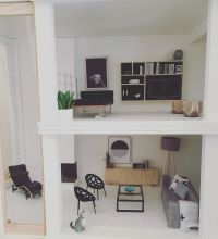 17 Best images about Modern Dollhouse on Pinterest ...