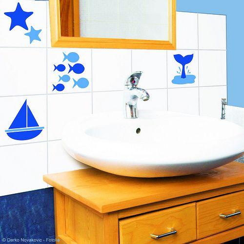 vinilos para azulejos bao  vinilos decorativos  Pinterest