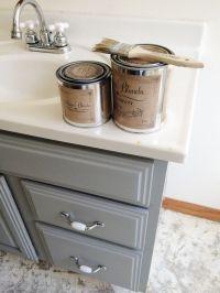 Best 20+ Painting Bathroom Vanities ideas on Pinterest