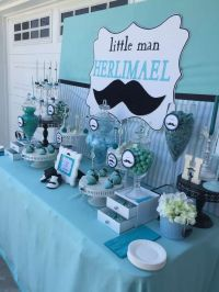 25+ Best Ideas about Mustache Baby Showers on Pinterest
