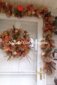 The 320 best images about Fall Wreaths & Wall Decor on ...
