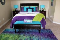 25+ best ideas about Peacock Bedroom on Pinterest