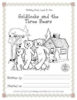 17 Best images about Book: Goldilocks and the 3 Bears on