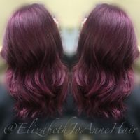 17 Best ideas about Wine Colored Hair on Pinterest ...
