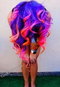 Best 10+ Unnatural hair color ideas on Pinterest | Hair ...