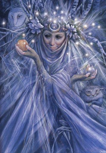 Image result for brian froud mother fairy