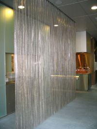 19 best Metal curtains, room dividers and separations ...