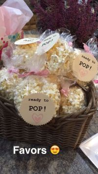 25+ Best Ideas about Popcorn Baby Showers on Pinterest