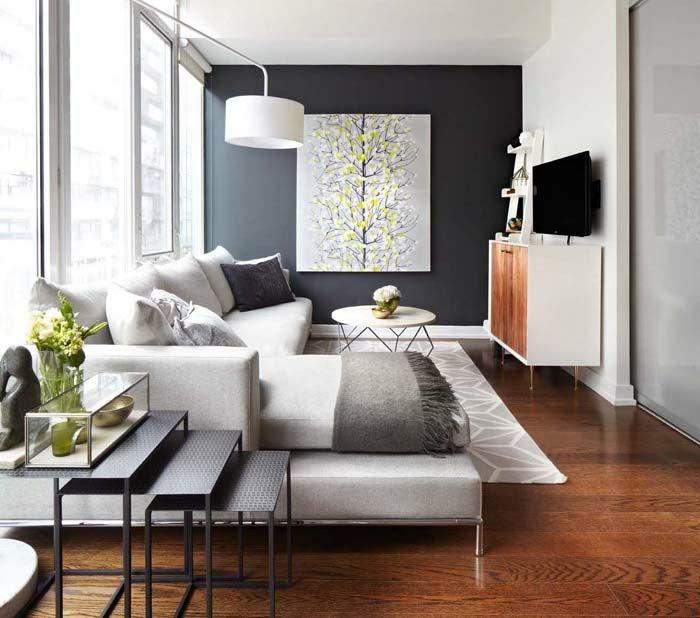 Die 25 besten Ideen zu kleine Wohnzimmer auf Pinterest  kleiner Raum Anordnung kleiner