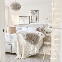 25+ best ideas about Cozy white bedroom on Pinterest ...